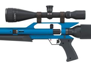 AirForce Talon SS Blue PCP Air Rifle