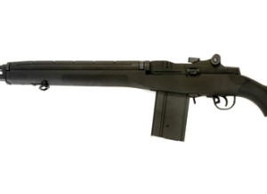 CYMA Full Metal Gearbox M14 Fully Automatic AEG Rifle
