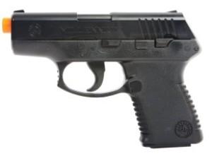 Taurus millennium PT 111 spring powered airsoft gun