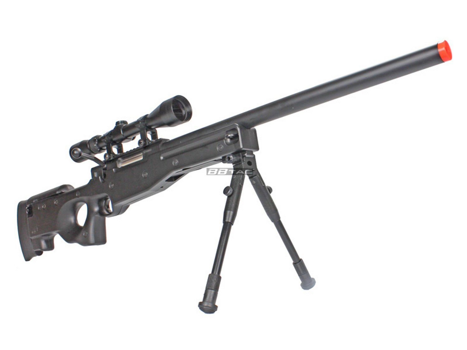 BBTac BT59 Airsoft Sniper Rifle Review
