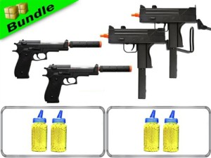 BBTac Dual Spring P169 Spring Pistols 260 FPS Airsoft Guns