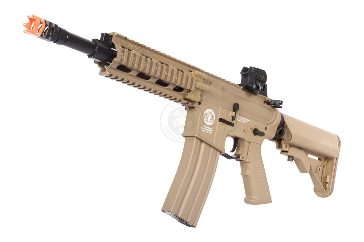 G&G Airsoft High Performance Gearbox Integrated Review