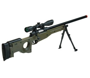 top 20 best airsoft sniper rifles compared