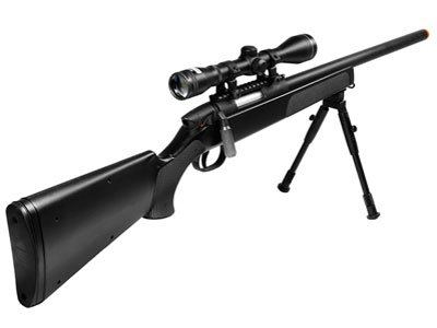 UTG Gen 5 AccuShot Competition Master Sniper Rifle