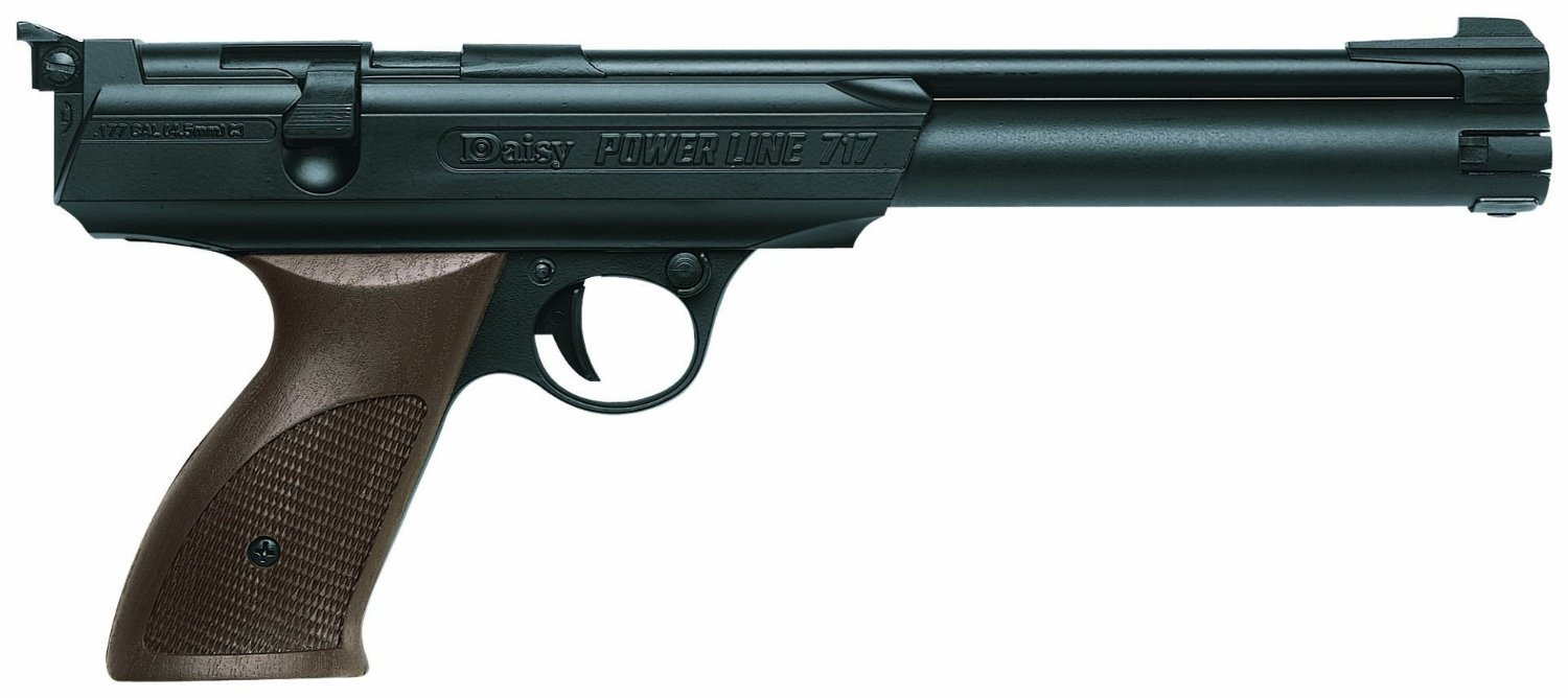 Daisy Outdoor Products Single Pump Target Pistol Review