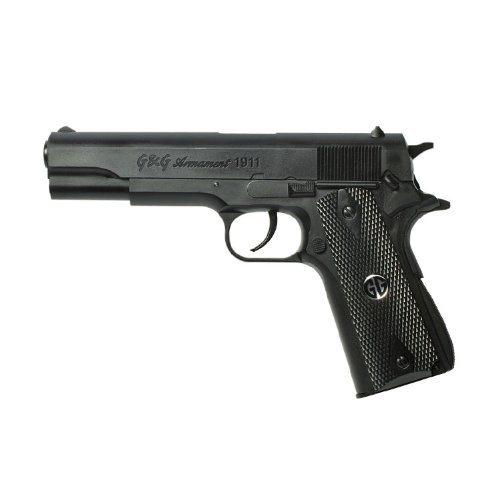 G&G G1911 Airsoft Pistol Review